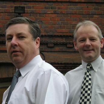 ART's Loan Arrangers Martin Edmonds and Andy King