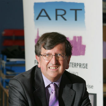 Dr Steve Walker, Chief Executive of ART
