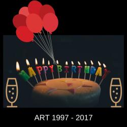 ART 1997 - 2017