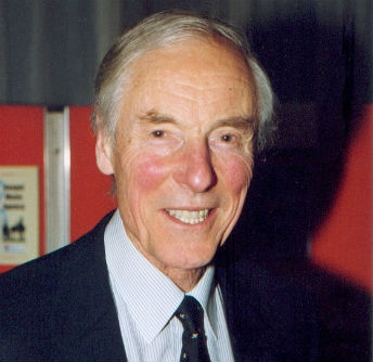 Sir Adrian Cadbury President of ART Business Loans 2004 - 2015