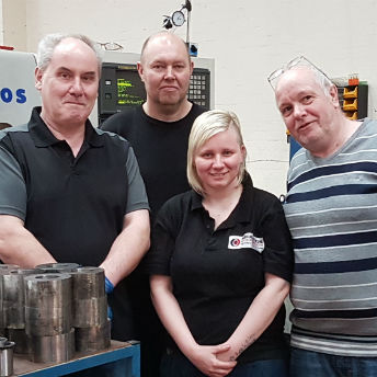 Staff at Midlands Components