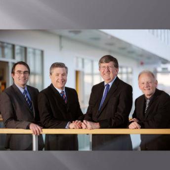 The ART Lending Team - Graham Donaldson, Martin Edmonds, Steve Walker and Andy King