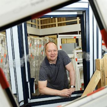 Keith Ascough, RAD Windows