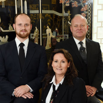 Oliver Scott & Family